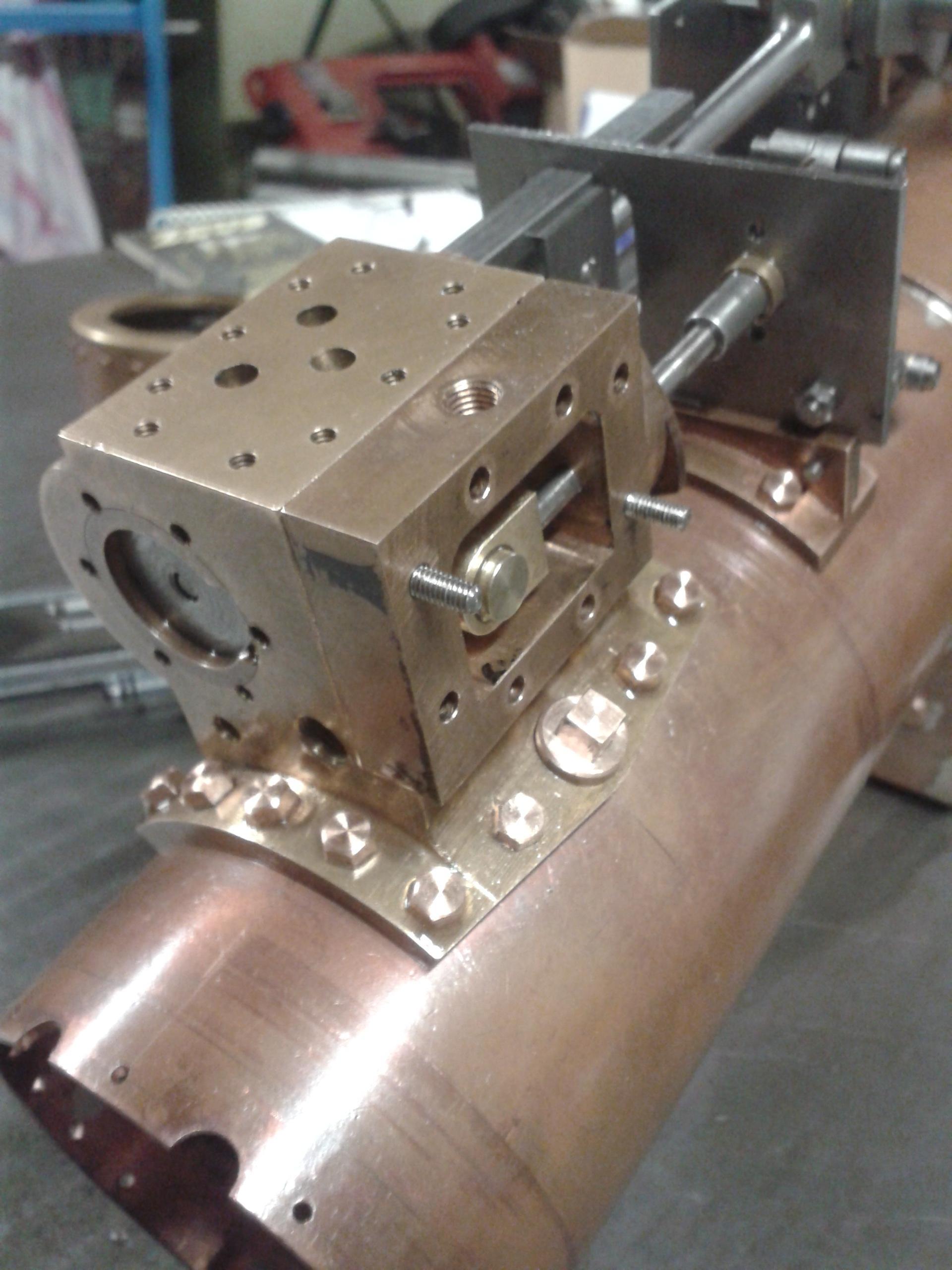 Blower Motor Hotblast Furnace Parts